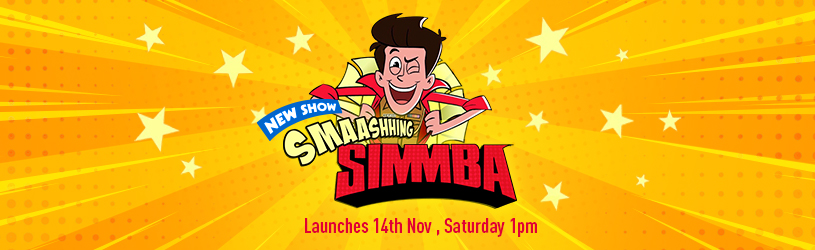 Smaashhing Simmba - Launches 14 Nov