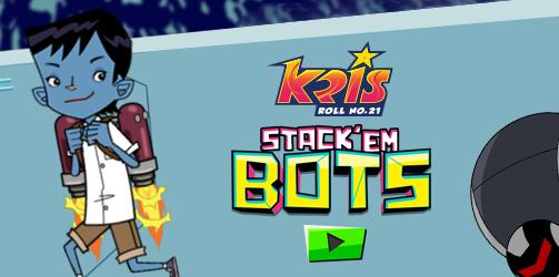 Kris Stack'em Bots Game