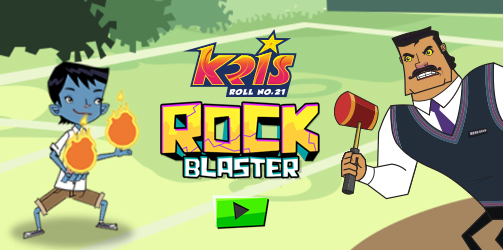Kris Rock Blaster Game