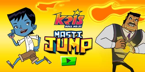 Kris Masti Jump Game