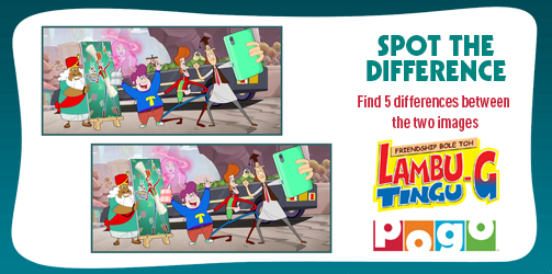 Activity Download – Spot the Difference