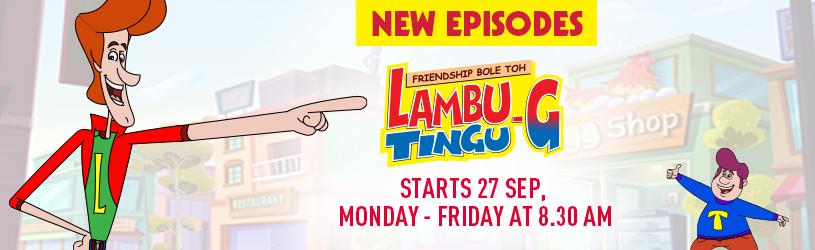 LAMBUG TINGUG - NEW EPISODES