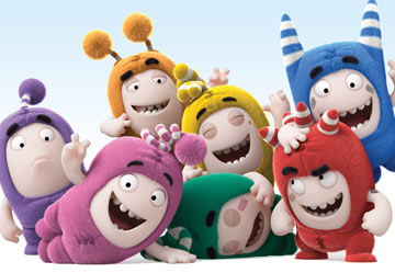 Oddbods Wallpaper 4