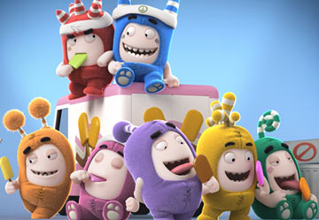 Oddbods Wallpaper 5