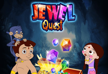 Chhota Bheem Jewel Quest