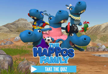 The Happos Family Quiz