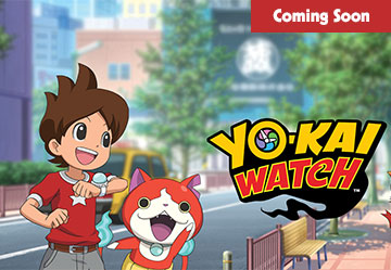 Yo-kai Watch Games