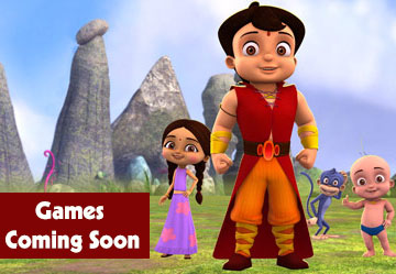 Super Bheem Games - Coming Soon