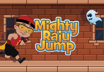 Mighty Raju Jump