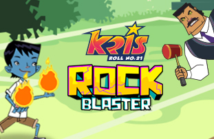 Kris Roll No 21 - Rock Blaster