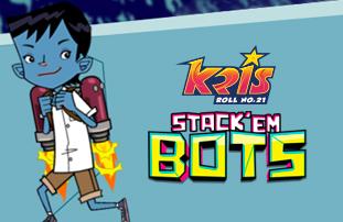 Kris Roll No 21 - Stack'Em Bots