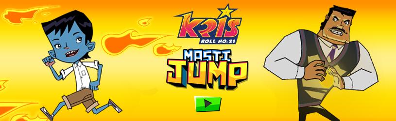 Kris Roll No 21 - Masti Jump
