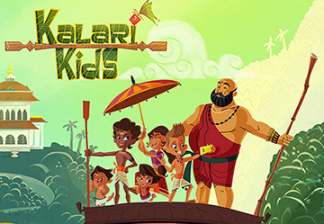 Kalari Kids