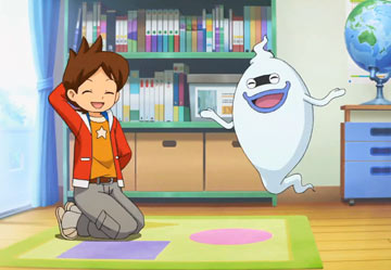 Yo-kai Watch Clip 4