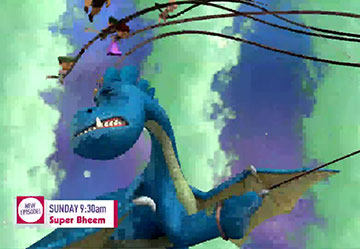 Super Bheem Baban Zoo - English