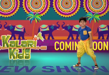 Kalari Kids Teaser 1
