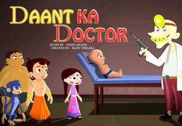 Chhota Bheem Daant ka Doctor