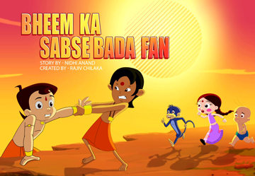 Chhota Bheem Sabse Bada Fan