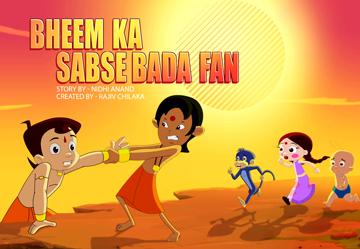 Chhota Bheem Sabse Bada Fan Clip 2