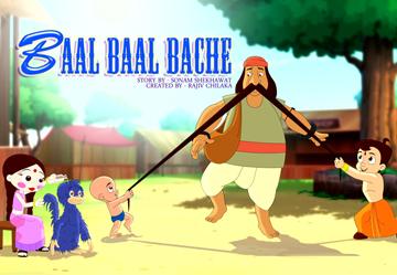 enjoy chhota bheem cartoon shows online games and videos at pogo tv