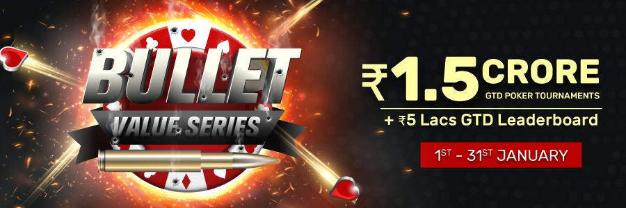 Bullet Value Series