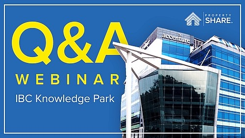 Q&A Webinar [3rd Feb 2019]: IBC Knowledge Park, Bangalore