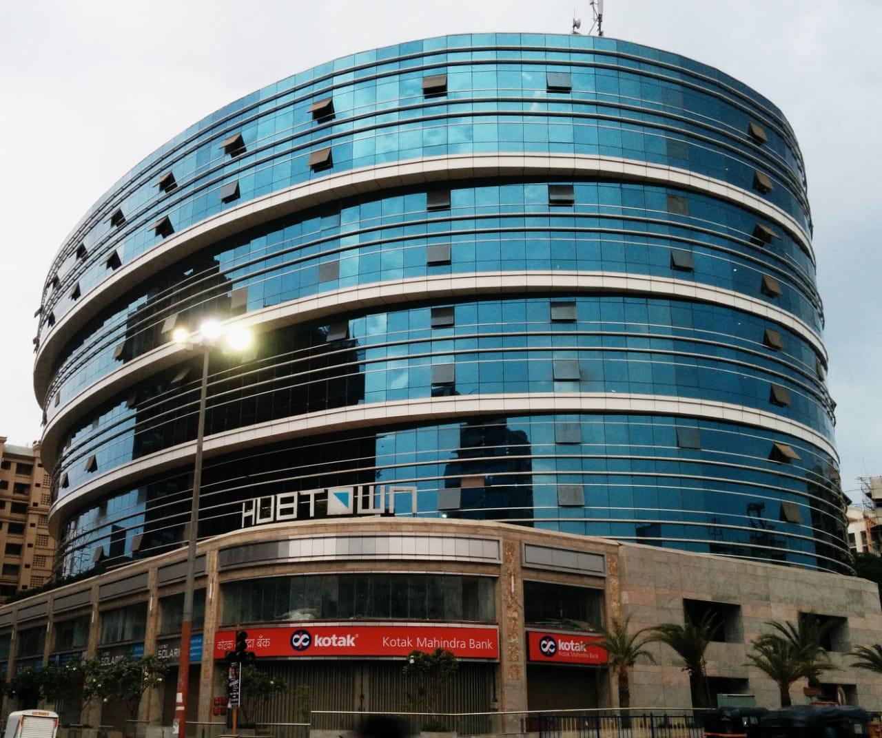 Office on rent in Hubtown Solaris , Andheri East