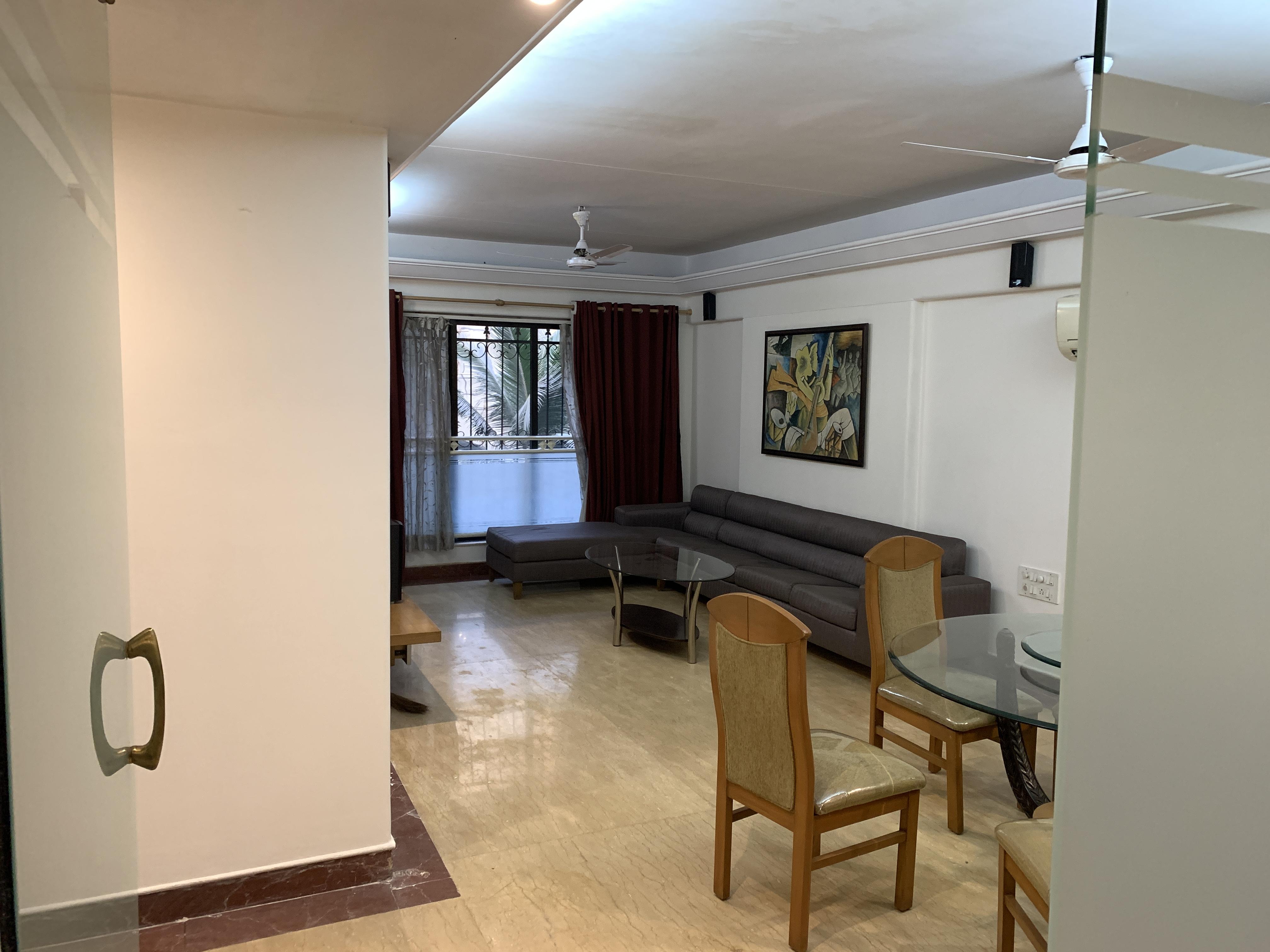 Flat on rent in HEERA, Khar West