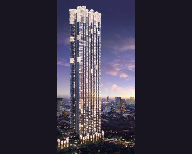 Flat for sale in Lodha Park Allura , Lower Parel