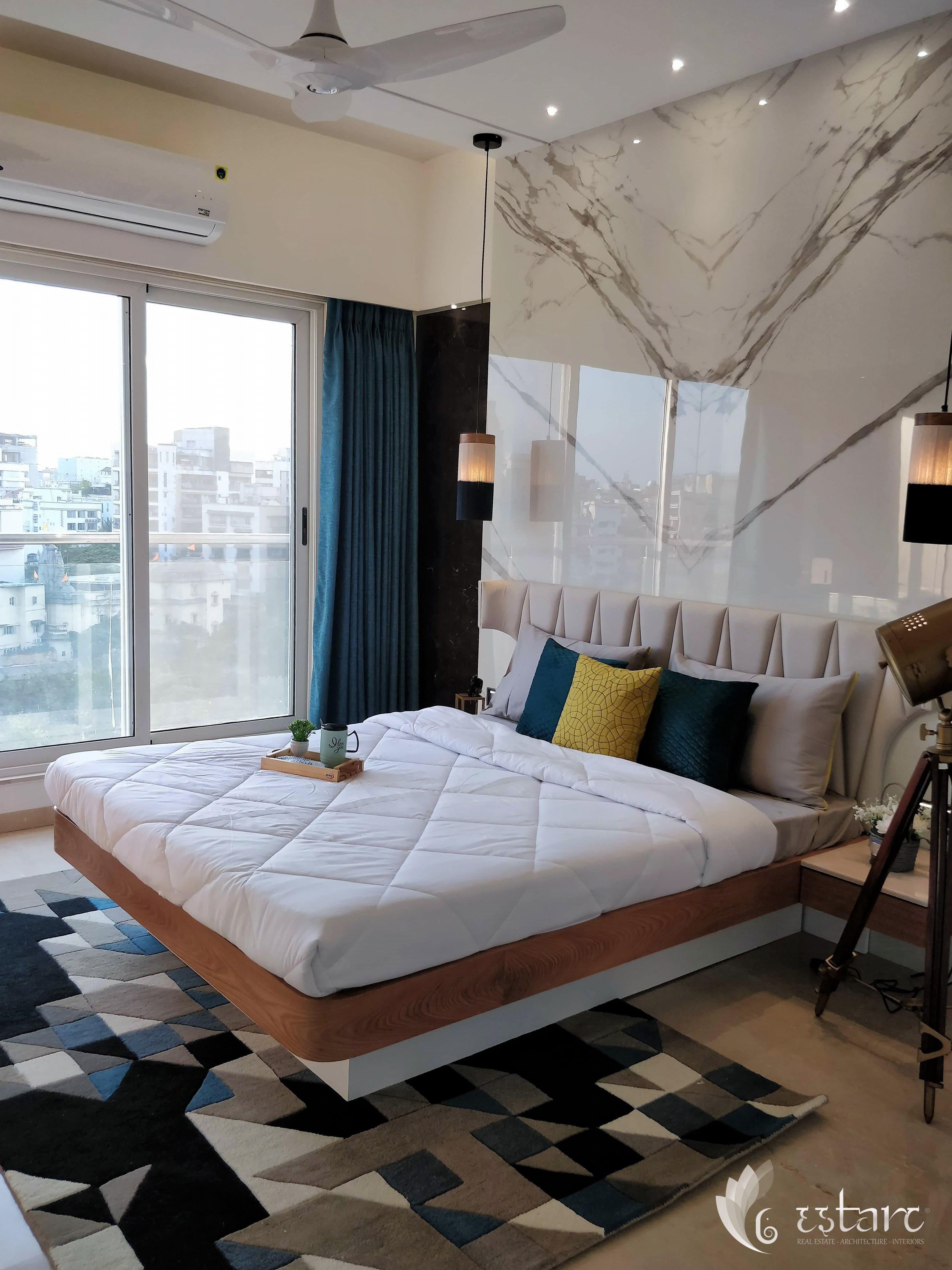 Bedroom - Sukh Shanti, Juhu