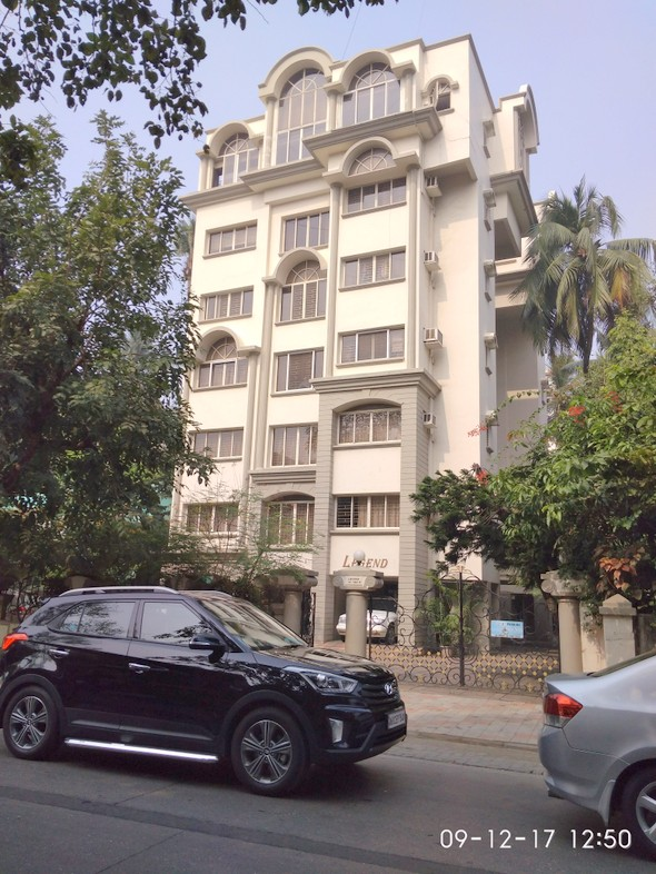 Flat on rent in Legend , Bandra West