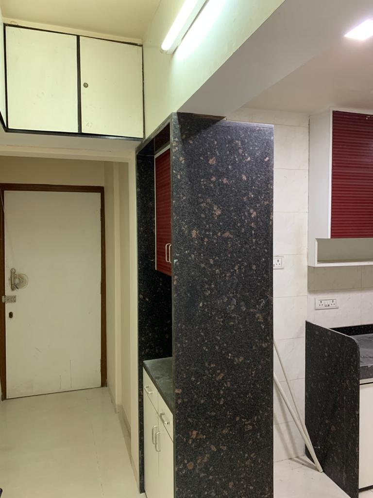 Flat on rent in Kanchanganga , Andheri West
