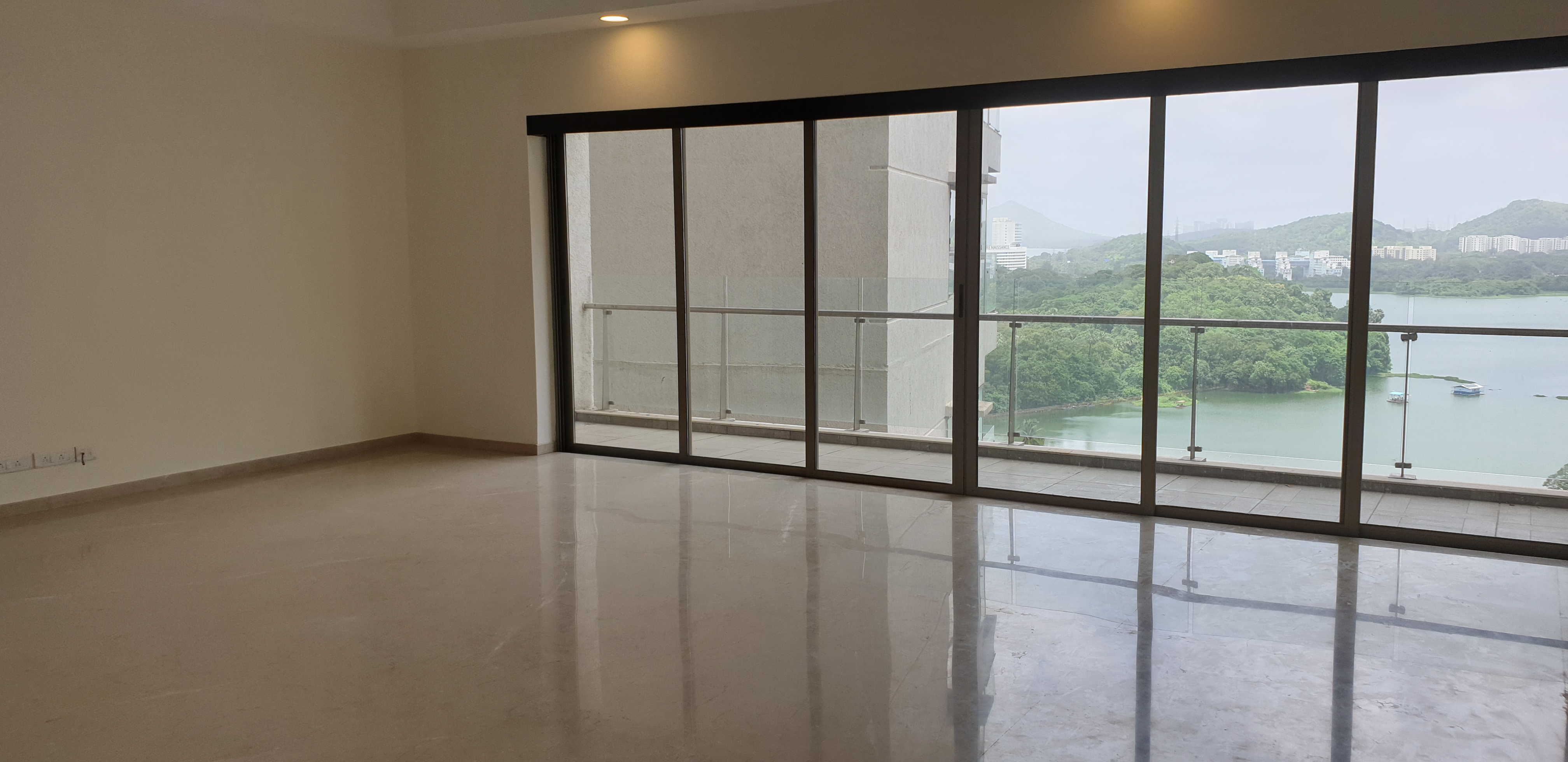 Flat on rent in L&T EMERALD ISLE, Powai