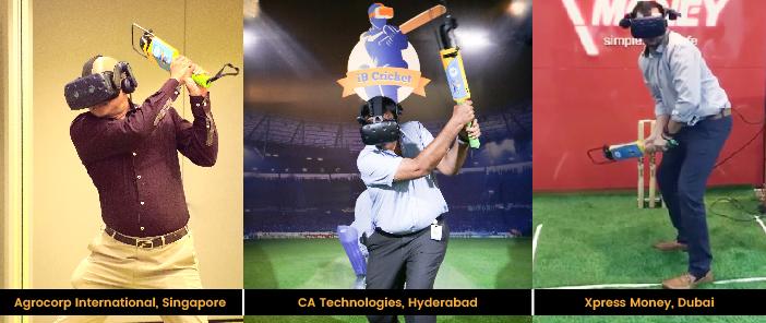 Corporates Playing iB Cricket