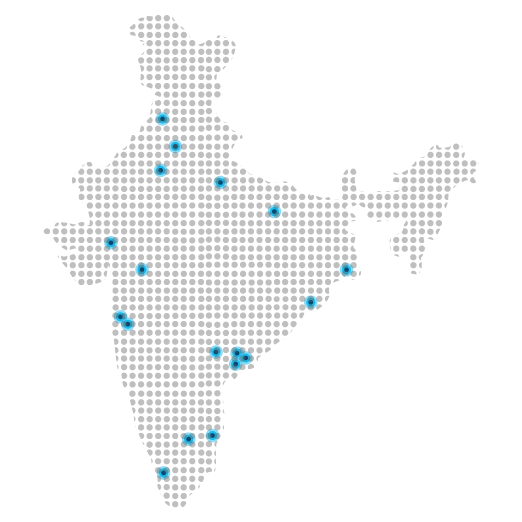iB Cricket - Launching in different cities in India