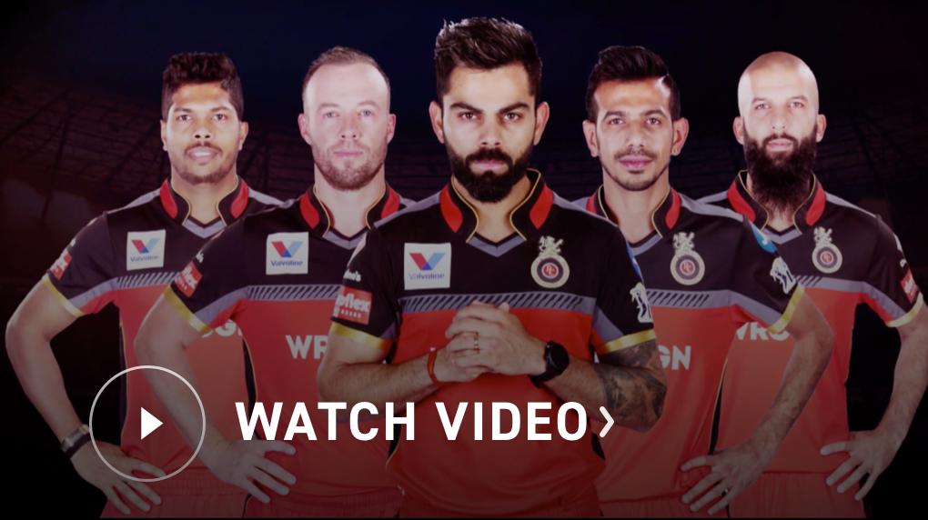 iB Cricket - RCB Promo