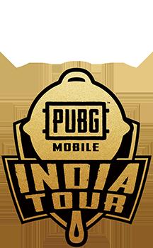 PUBG Mobile India Tour - Home