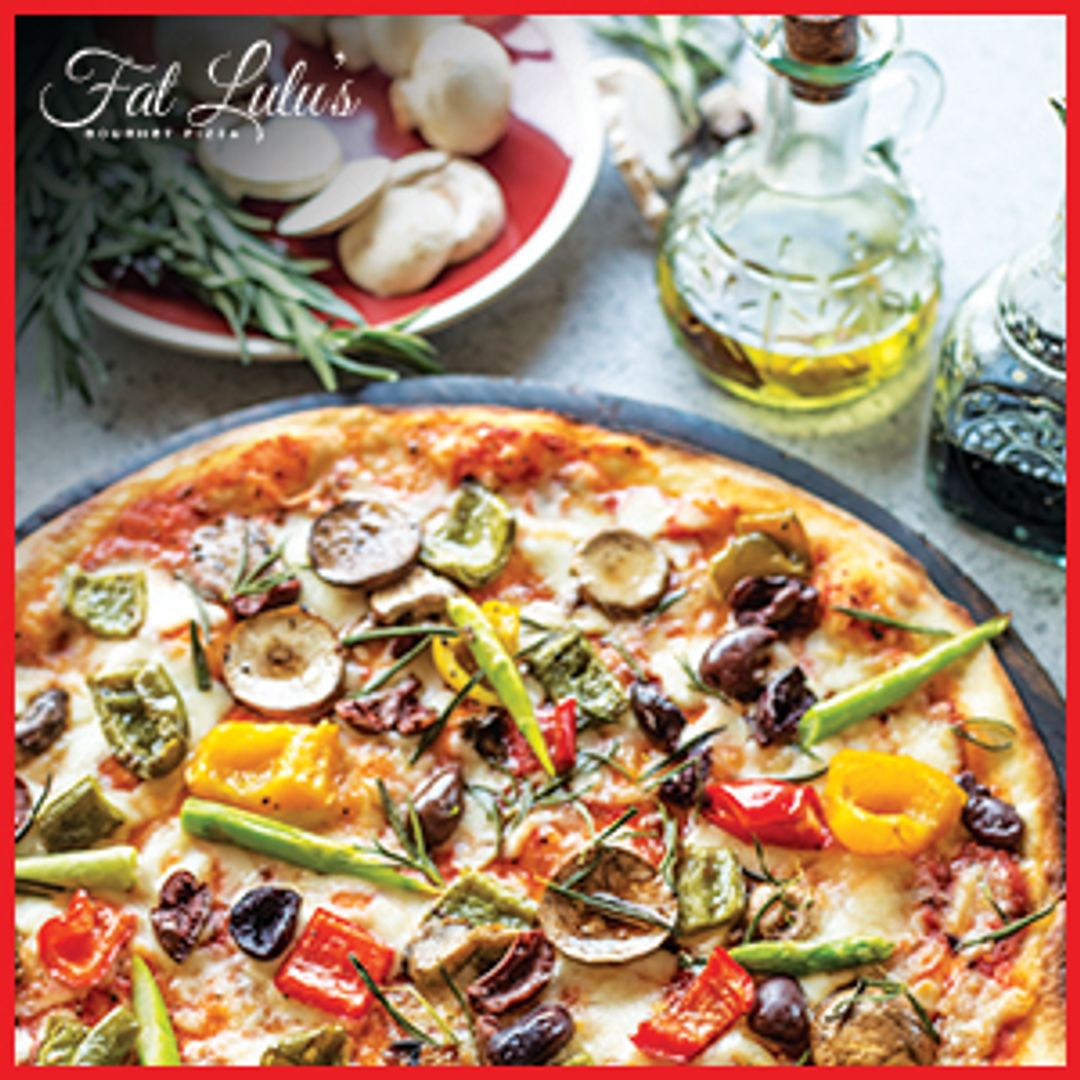 Fat Lulu's | Gourmet Pizza