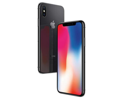 Apple iPhone X (256 GB Space Gray)