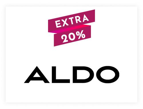 Aldo Instant Gift Voucher Rs. 500