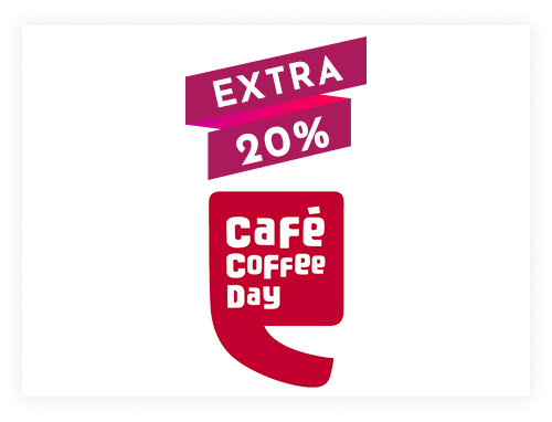 Cafe Coffee Day (Online) Instant Gift Voucher Rs. 250