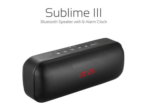 Portronics Sublime III Portable Speaker