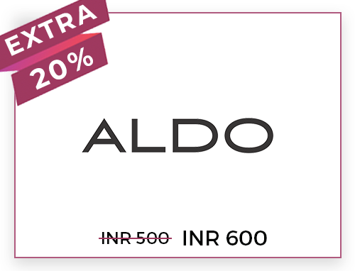 Aldo Rs. 500