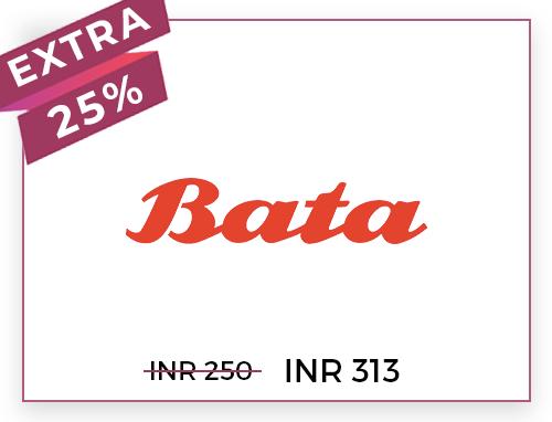 Bata Rs. 250