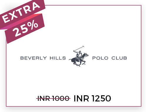 Beverly Hills Polo Club Rs. 1000