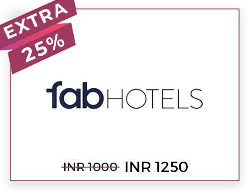 FabHotels Rs. 1000
