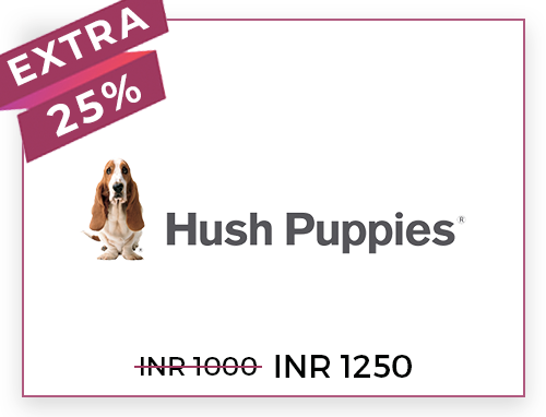 Hush Puppies Rs. 1000