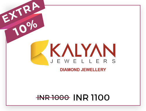 Kalyan Diamond Jewellery Rs. 1000