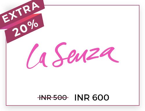 La Senza Rs. 500