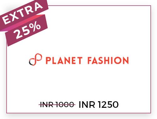 Planet Fashion Rs. 1000